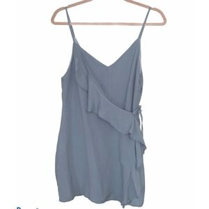 URBAN OUTFITTERS Faux Wrap Romper - SP